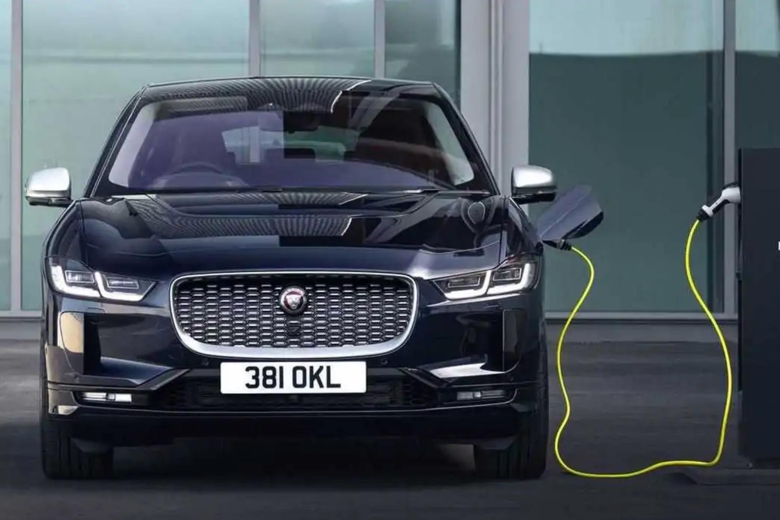 捷豹只需要一辆纯电SUV就能进军高端市场