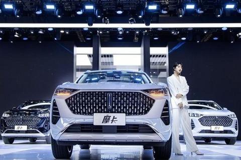 视频说车 | WEY摩卡预售开启 售价17.98-22.08万元