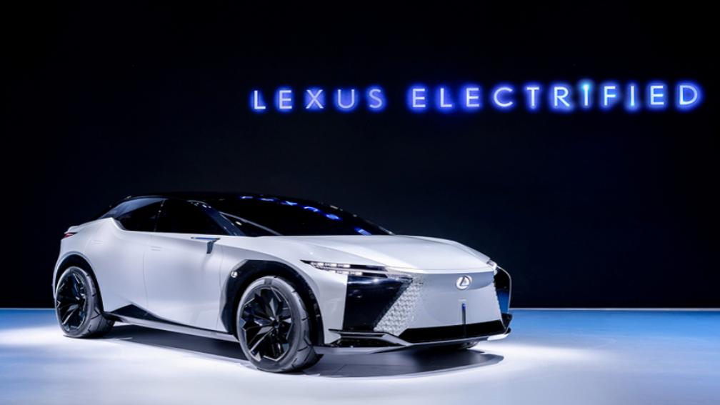 视频说车 | Tazuna缰绳概念座舱 雷克萨斯概念车LF-Z全球首秀