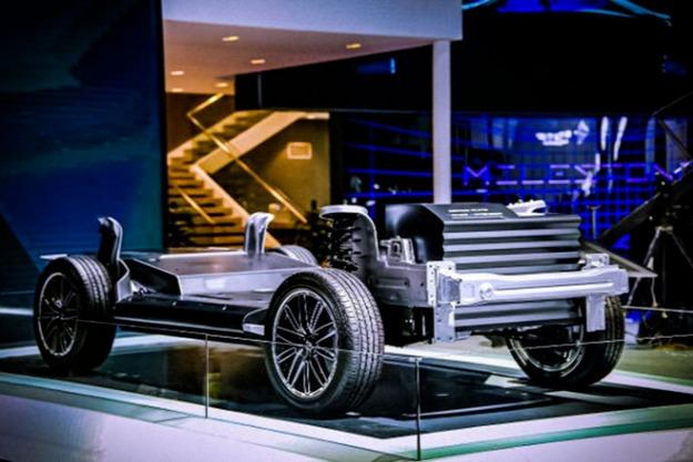 宝能汽车推出BAO品牌 首款纯电车型将于年内推出