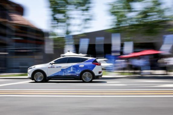 百度Apollo入席国内首批可在高速场景展开自动驾驶道路测试企业