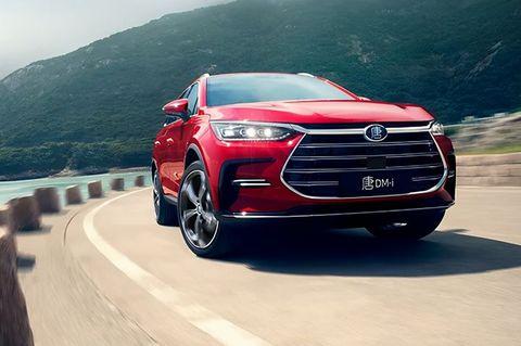 20万级别新能源SUV推荐,这几款买车之前一定不要错过!