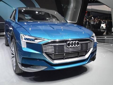 奔驰EQC/奥迪e-tron等,2019年值得期待的新能源汽车