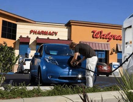 中国电动车充电行业人士必读:美国怎么搞充电?