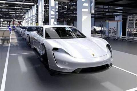 保时捷收购了电动汽车超级跑车公司Rimac的部分股权
