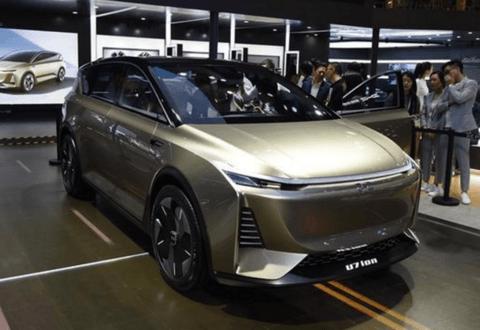 定位轎跑型SUV 愛馳汽車將推出愛馳U6
