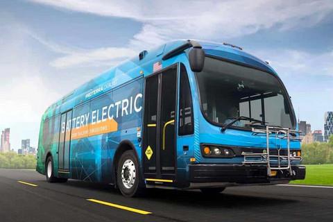 电动巴士制造商Proterra计划借壳上市
