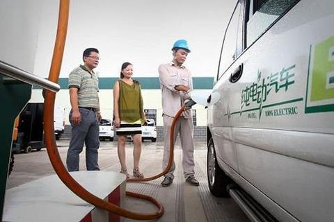北京电动汽车充电新规4月实施,明确燃油车不得占充电车位