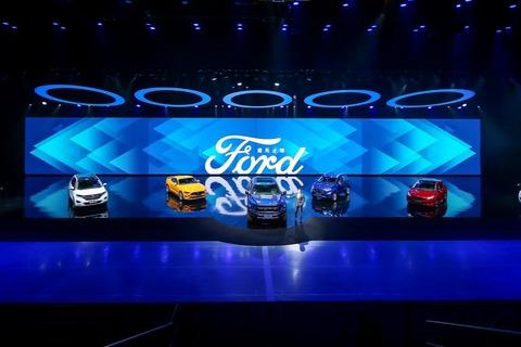 """假借""""野马""""之名展开自救,福特终于要抛弃长安汽车"""