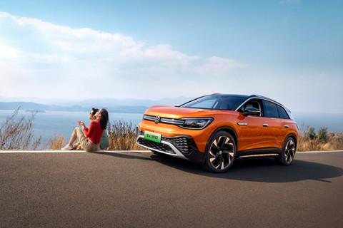 智能纯电SUV—— 一汽-大众ID.6 CROZZ正式亮相