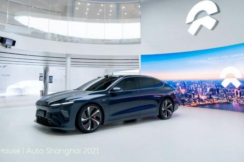 李斌谈ET7激光雷达布局:合理就是美,过两年车都会长得跟我们一样