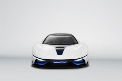 牵手China GT  全球首款纯电动GT跑车ARCFOX-7将首登国内赛道