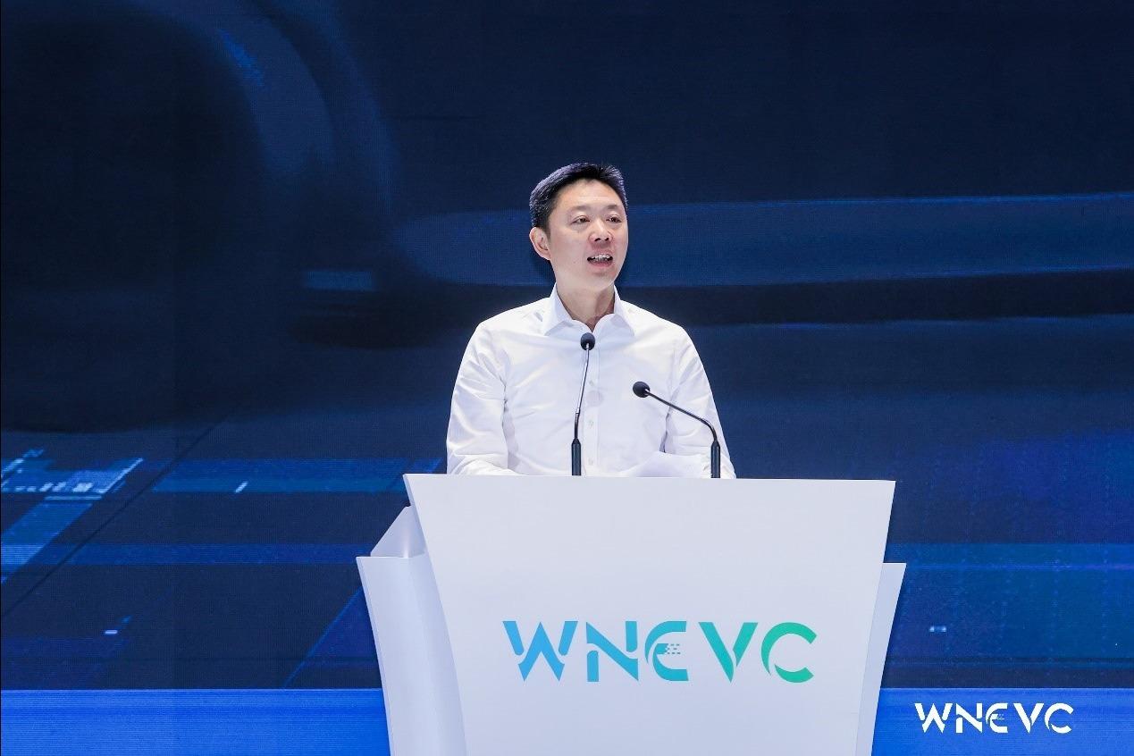 WNEVC 2021   华为王军:科技创造极智出行生活