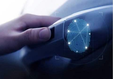 新能源汽车为什么不采用指纹解锁?
