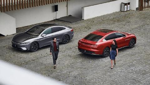 比亚迪汉四款车型怎么选?