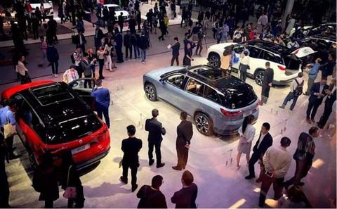 2020成都车展新上市的新能源电动汽车有哪些