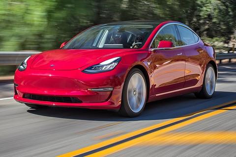 特斯拉Model 3充一次电需要多长时间