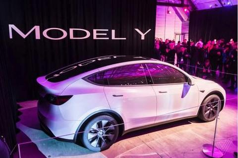 特斯拉入门级SUV Model Y怎么样?