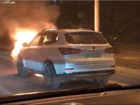 电动汽车为什么容易着火?