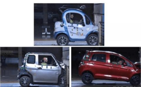 微型电动汽车和老年代步车有什么区别?