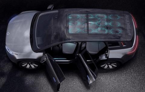 菲斯克推出的一款名为海洋的纯电SUV怎么样