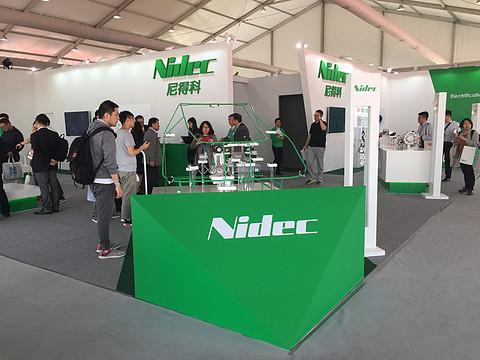 日本电产集成化E-axle电机2019年量产,率先与中国<font  color=