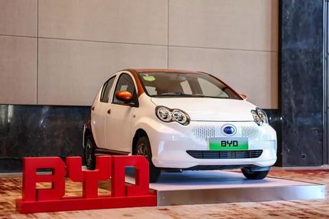 比亚迪掀起电动汽车平民化运动