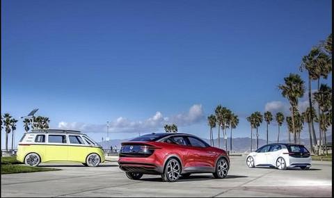 大众集团计划辆电动车 推27款车型