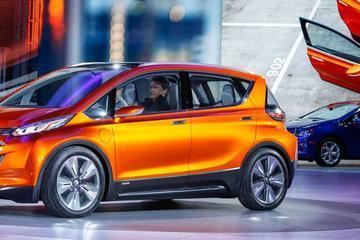 通用汽车进行新一轮高层调整 加速电动化战略
