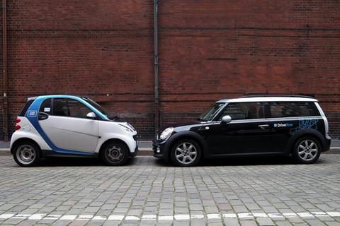 宝马和奔驰计划在柏林共同成立移动出行公司