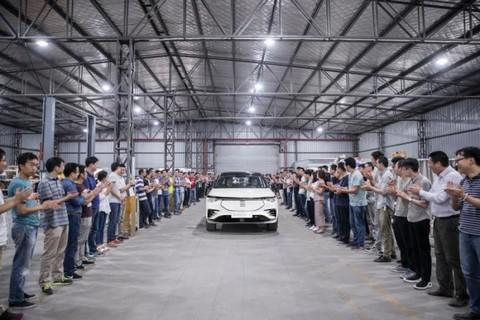 新一批次试制车下线,电咖 ENOVATE 的整车测试有哪些?