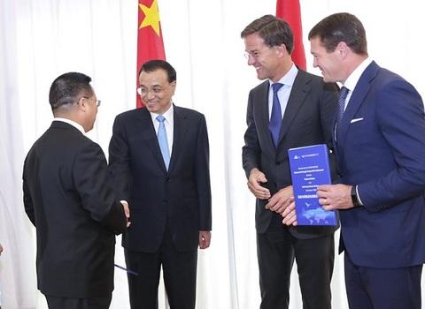 投资18亿美元再建基地 荷兰电池公司扩大中国电动汽车电池业务