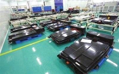 80%车企欲自建电池厂,动力电池企业面临挑战
