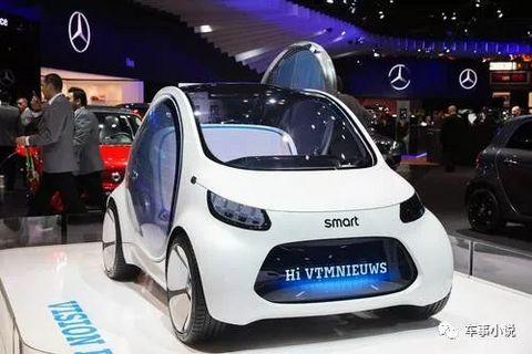 戴姆勒与吉利正就国产电动版Smart进行谈判