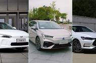 想要 500 km 续航电动车,几何 A/Aion S/秦 Pro EV到底选哪个?