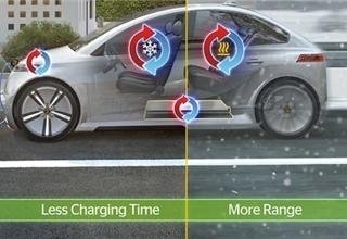 大陆技术增长电动汽车续航里程 成功设计最优燃料电池系统