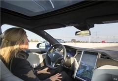 特斯拉展示新一代自动紧急刹车系统