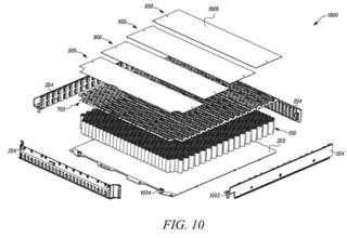 从专利申请看特斯拉如何提升电池安全