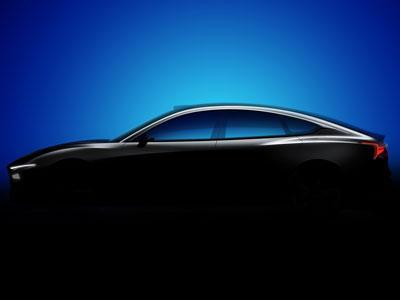 代号EP40 哪吒新车将于上海车展亮相