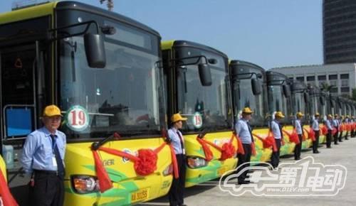 海口投放140辆<a class='link' href='https://www.d1ev.com/tag/油电混合' target='_blank'>油电混合</a>和气电混合公交车